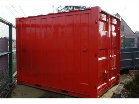Containers maritimes en nord pas de calais occasion ou for Conteneur maritime occasion pas cher