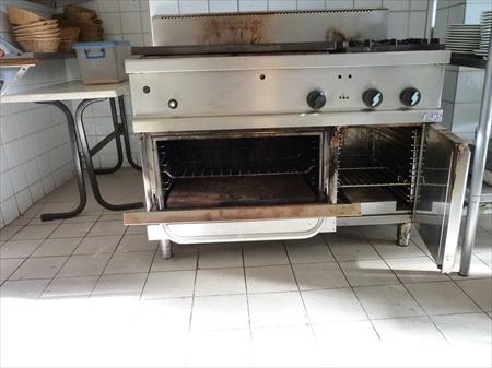 Piano de cuisine professionnel silko 2200 88150 for Piano cuisine professionnel
