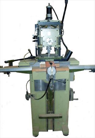 Mortaiseuse b dane et colonne verticale mutti 4100 - Mortaiseuse a bedane ...