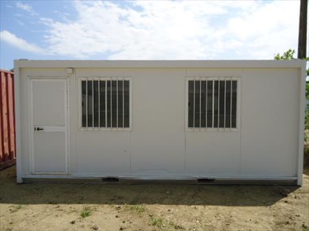 Bungalows cabines bureaux sanitaires wc de chantier en france belgique pays bas luxembourg - Bungalow bureau de vente ...