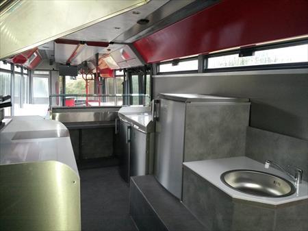 Food truck restauration rapide renault 40000 82700 for Materiel restauration rapide professionnel