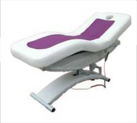 Fauteuils de soins sth tique manucure en france belgique pays bas luxembourg suisse - Table de massage electrique occasion ...