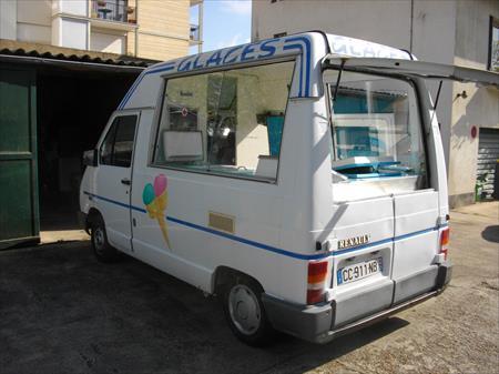 Camion glace a vendre