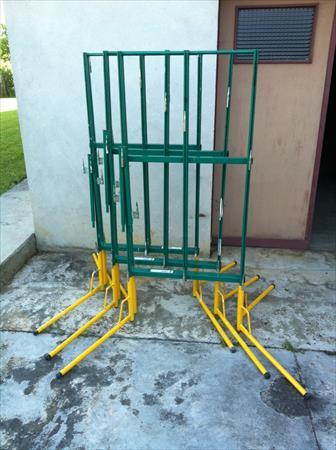 supports pour peindre les ouvertures portes volets volac