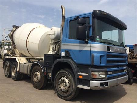camion ptac 3 5 t b tonni re scania c 20000 76530 grand couronne seine maritime. Black Bedroom Furniture Sets. Home Design Ideas