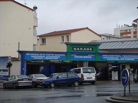 Garages centres auto carrosserie en france belgique pays for Garage auto france