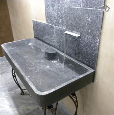 evier en pierre bleue 749 59720 louvroil nord. Black Bedroom Furniture Sets. Home Design Ideas
