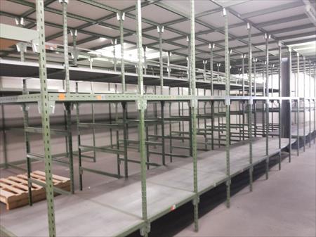 Mezzanine industrielle prix