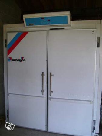 Chambres de pousse contr l e armoires de fermentation en for Chambre de pousse occasion