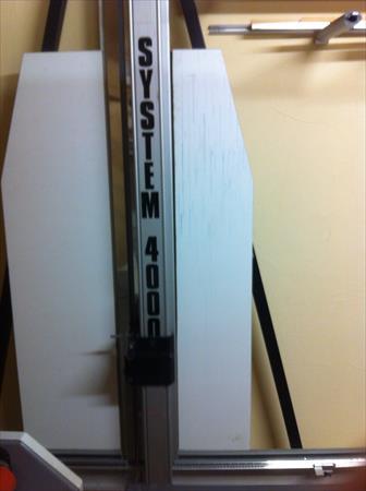 Machines coupe verticale de carton verre plexiglas en france belgique pays bas luxembourg - Machine a couper le verre ...