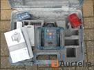 LASER ROTATIF BOSCH GRL 250 HV PROFESSIONAL