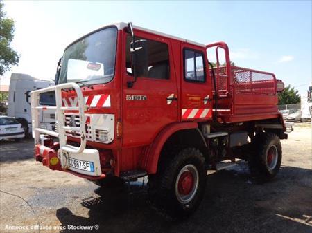V hicule automoteur sp cialis incendie renault 85 150ti for Garage vente voiture occasion bouches du rhone