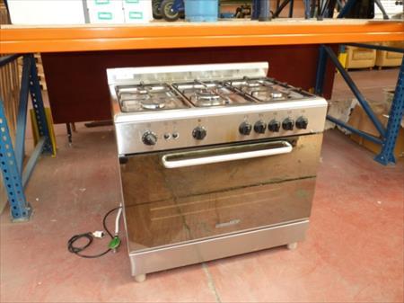 Pianos de cuisson gaz professionnel en france belgique pays bas luxembourg - Cuisiniere la germania ...