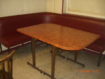 tables et banquettes de bistrot 350 59260 lille hellemmes nord nord pas de calais. Black Bedroom Furniture Sets. Home Design Ideas