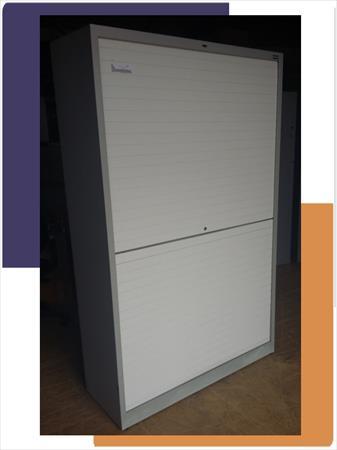 mobilier de bureau armoire haute m tal cider 150