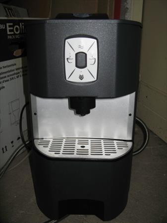 Machine A Cafe Malongo  Spresso Dosettes Professionnel
