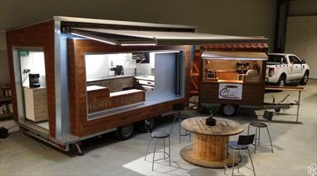 food truck - cuisine mobile professionnelle: | 37510 : ballan miré ... - Cuisine Professionnelle Mobile