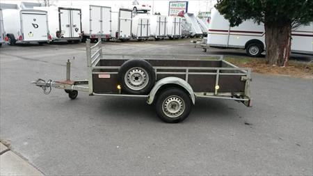 rremorque utilitaire bw trailer 525 14100 lisieux calvados basse normandie annonces. Black Bedroom Furniture Sets. Home Design Ideas