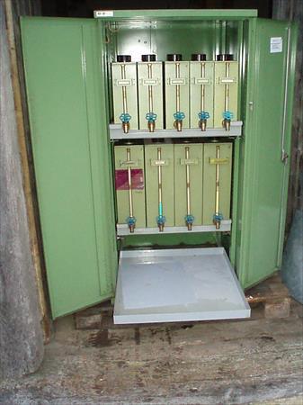armoire pour liquides et huiles lista 1350 71500. Black Bedroom Furniture Sets. Home Design Ideas