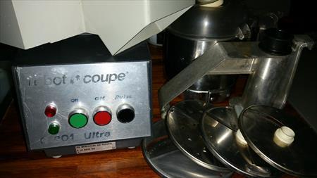 Robot coupe r301 ultra robot coupe 750 83480 puget sur argens var provence alpes cote d - Robot coupe r301 occasion ...