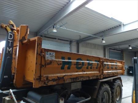 Container ridelles 500 sambreville nord pas de for Prix container bruxelles