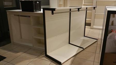 Am nagement boutique pr t porter 6000 6780 for Pret caf pour meuble