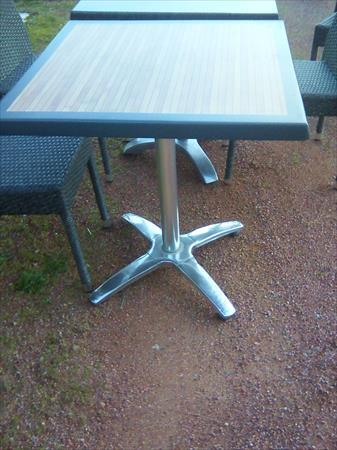 tables et chaises de terrasse: amobis à 80 ? | 42300 : roanne ... - Chaise De Terrasse Pour Restaurant
