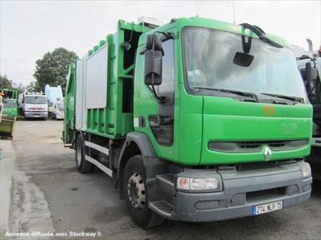 Transport camions tracteurs routiers remorques etc en for Location benne a ordure