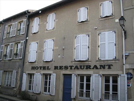 H tels restaurant auberges en lorraine ventes occasion ou for Hotel destockage