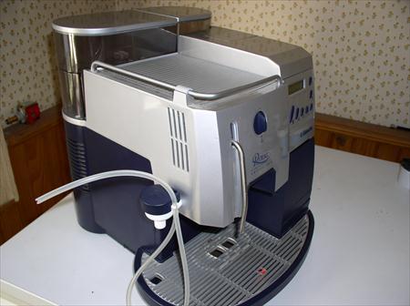 Machine caf automatique saeco royal coffee bar saeco 680 88240 ba - Machine a cafe expresso automatique ...