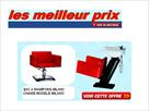 FAUTEUIL COIFFURE-SALLE D'ATTENTE-BAC A SHAMPOING