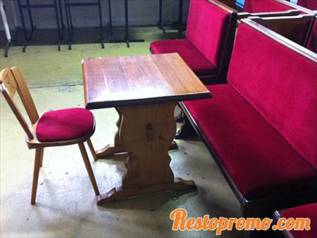 restopromo banquette 2 places 60 79000 niort deux. Black Bedroom Furniture Sets. Home Design Ideas