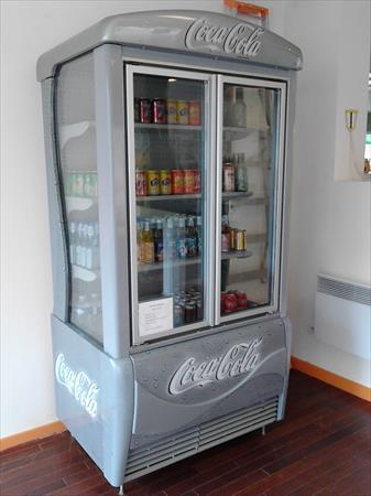 Meuble Frigo Coca Cola