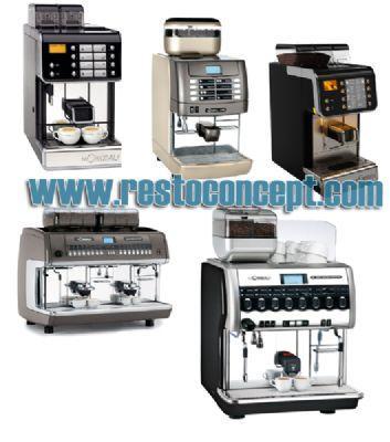 machine caf professionnelle tout automatique 6855. Black Bedroom Furniture Sets. Home Design Ideas