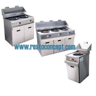 restoconcept friteuse gaz cuves rondes 2982 95140. Black Bedroom Furniture Sets. Home Design Ideas