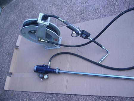 Pressol pompe pneumatique