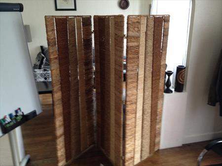 paravent contemporain tr s bonne tat 60 35000 rennes ille et vilaine bretagne. Black Bedroom Furniture Sets. Home Design Ideas