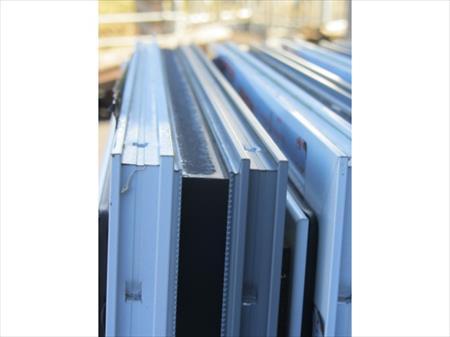 75 fen tres aluminium aloplast ecofutural 810 x 1303 mm for Fenetre pvc nord pas de calais
