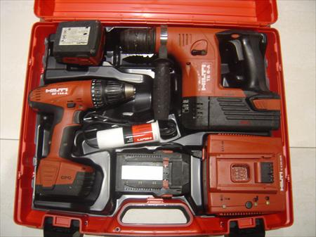 Hilti perforateur te 6 a tool kit visseuse sf 144a hilti 750 13960 s - Perforateur hilti prix ...