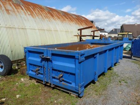 container de chantier 150 liedekerke nord pas de. Black Bedroom Furniture Sets. Home Design Ideas