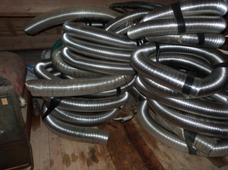 Tubage de chemin e inox simple et double paroi for Tubage inox double paroi prix