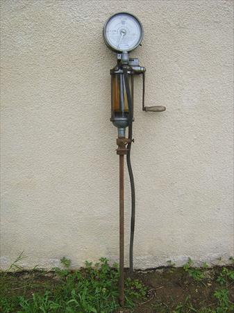 Ancienne pompe huile nova 175 58310 dampierre for Prix tuile mecanique en verre
