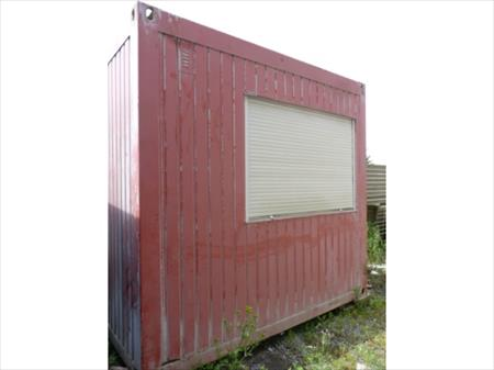 Container Bureau De Chantier Blommaert Blommaert 350