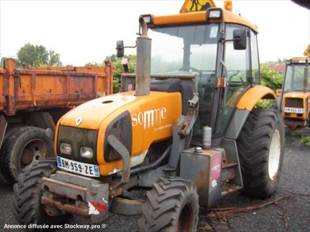 tracteur agricole renault ergos bm 959 ze 1650 80100 abbeville somme picardie. Black Bedroom Furniture Sets. Home Design Ideas
