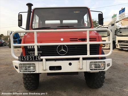 V hicule automoteur sp cialis incendie unimog 435g for Garage vente voiture occasion bouches du rhone