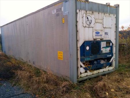 Containers maritimes frigo cong lateur en france belgique for Conteneur maritime occasion pas cher