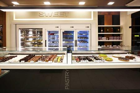 vitrines comptoir boulangerie p tisserie r friger es. Black Bedroom Furniture Sets. Home Design Ideas