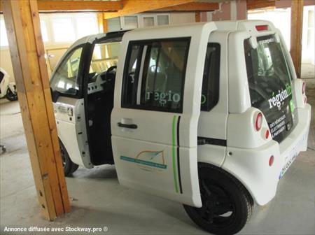 camionnette ptac 3 5 t fourgonnette d riv e de vp mia voiture lectrique 3 800 17000. Black Bedroom Furniture Sets. Home Design Ideas