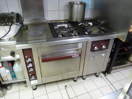 Pianos de cuisson gaz professionnel en alsace occasion ou destockage toutes - Piano gaz professionnel ...