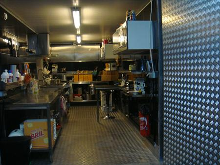 container maritime equipe en cuisine pro: | 30660 : gallargues le ... - Occasion Cuisine Professionnelle